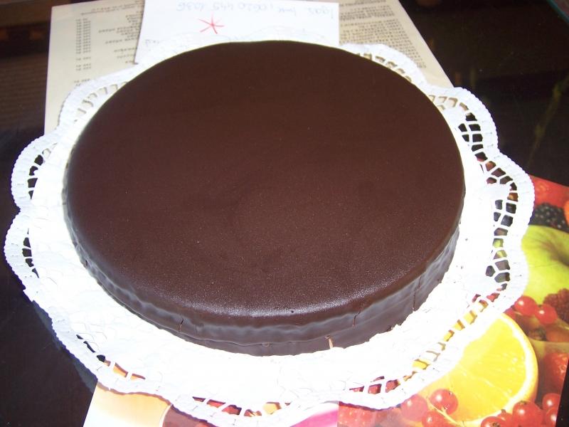 Ischler torta